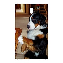 Bernese Mountain Dog Begging Samsung Galaxy Tab S (8.4 ) Hardshell Case