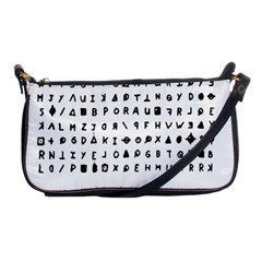 Zodiac killer  Shoulder Clutch Bags