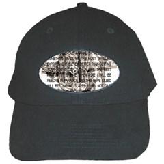 Zodiac killer  Black Cap