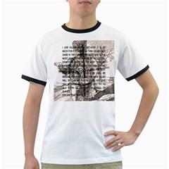 Zodiac killer  Ringer T-Shirts