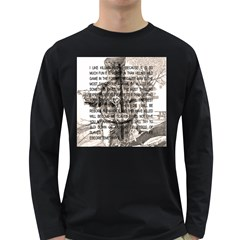 Zodiac killer  Long Sleeve Dark T-Shirts