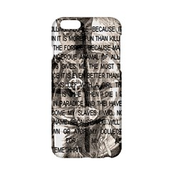 Zodiac killer  Apple iPhone 6/6S Hardshell Case