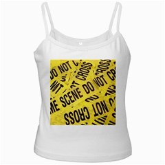 Crime scene Ladies Camisoles