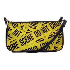 Crime scene Shoulder Clutch Bags
