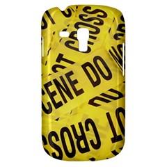 Crime scene Galaxy S3 Mini