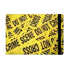Crime scene iPad Mini 2 Flip Cases