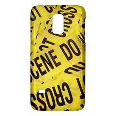 Crime scene Galaxy S5 Mini