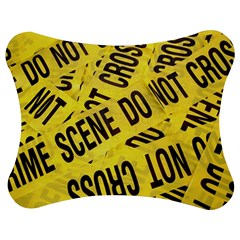 Crime scene Jigsaw Puzzle Photo Stand (Bow)