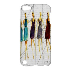 Fashion sketch  Apple iPod Touch 5 Hardshell Case