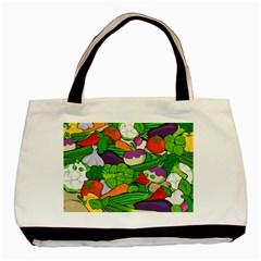 Vegetables  Basic Tote Bag