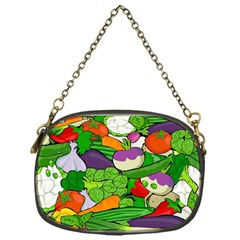 Vegetables  Chain Purses (One Side)