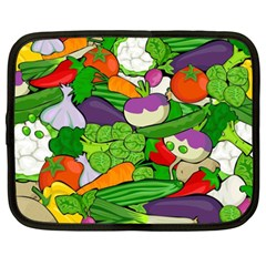 Vegetables  Netbook Case (XXL)