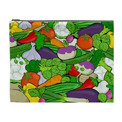 Vegetables  Cosmetic Bag (XL)