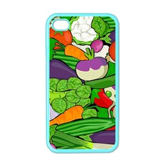 Vegetables  Apple iPhone 4 Case (Color)