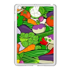 Vegetables  Apple iPad Mini Case (White)