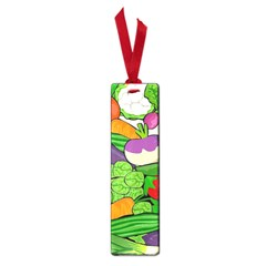 Vegetables  Small Book Marks