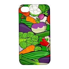 Vegetables  Apple iPhone 4/4S Hardshell Case with Stand