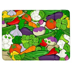 Vegetables  Samsung Galaxy Tab 7  P1000 Flip Case