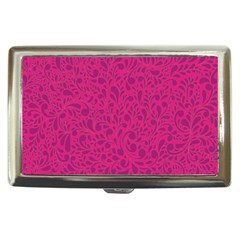 Pink pattern Cigarette Money Cases