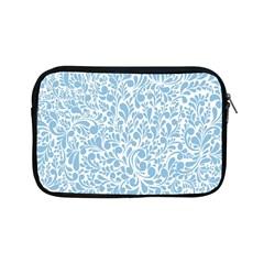 Blue pattern Apple iPad Mini Zipper Cases