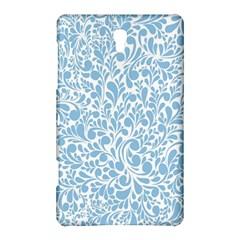 Blue pattern Samsung Galaxy Tab S (8.4 ) Hardshell Case