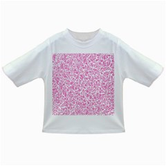 Pink pattern Infant/Toddler T-Shirts