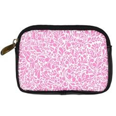 Pink pattern Digital Camera Cases