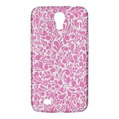 Pink pattern Samsung Galaxy Mega 6.3  I9200 Hardshell Case