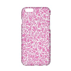 Pink pattern Apple iPhone 6/6S Hardshell Case
