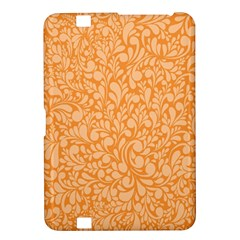 Orange pattern Kindle Fire HD 8.9