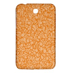 Orange pattern Samsung Galaxy Tab 3 (7 ) P3200 Hardshell Case