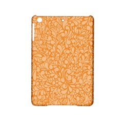 Orange pattern iPad Mini 2 Hardshell Cases