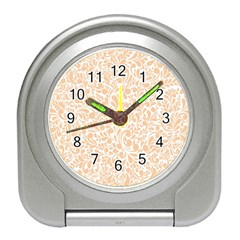 Pattern Travel Alarm Clocks