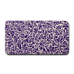 Purple pattern Medium Bar Mats
