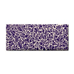 Purple pattern Cosmetic Storage Cases