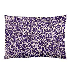 Purple pattern Pillow Case