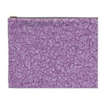 Pattern Cosmetic Bag (XL) Front