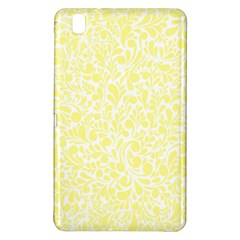 Yellow pattern Samsung Galaxy Tab Pro 8.4 Hardshell Case