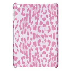 Leopard pink pattern Apple iPad Mini Hardshell Case