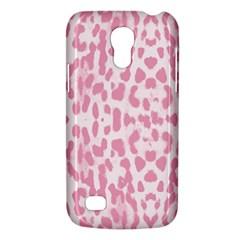 Leopard pink pattern Galaxy S4 Mini