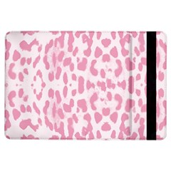 Leopard pink pattern iPad Air Flip