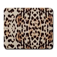 Leopard pattern Large Mousepads
