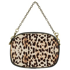 Leopard pattern Chain Purses (Two Sides)