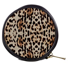 Leopard pattern Mini Makeup Bags