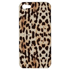 Leopard pattern Apple iPhone 5 Hardshell Case