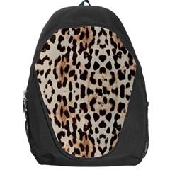 Leopard pattern Backpack Bag