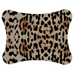 Leopard pattern Jigsaw Puzzle Photo Stand (Bow)