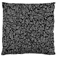 Pattern Large Cushion Case (One Side)