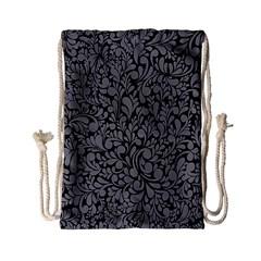 Pattern Drawstring Bag (Small)