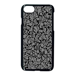 Pattern Apple iPhone 7 Seamless Case (Black)